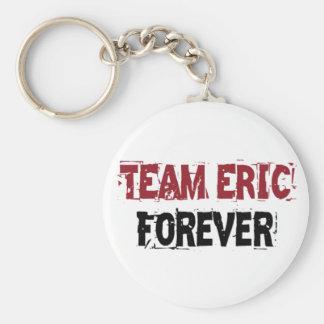 Team Eric Forever Key Ring