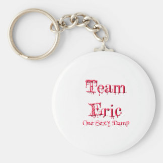 Team Eric Key Ring
