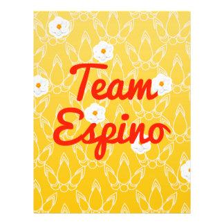 Team Espino Flyers