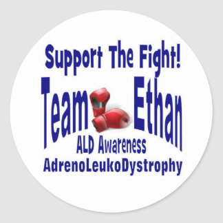 Team Ethan stickers