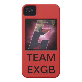 Team EXGB Iphone 4 case