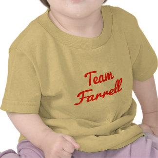 Team Farrell Tee Shirts