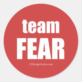 Team Fear - Stickers