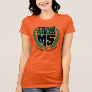 Team Fearless MS Women's Tee