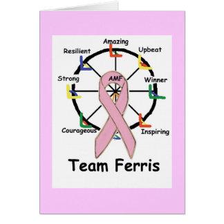 Team Ferris Cards