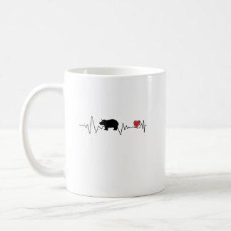 Team Fiona Baby Hippo  Love Hippopotamus Coffee Mug