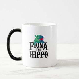 Team Fiona The Hippo Love Hippopotamuss Magic Mug