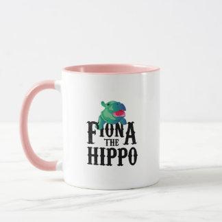 Team Fiona The Hippo Love Hippopotamuss Mug