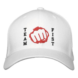 Team Fist MMA Embroidered Hats
