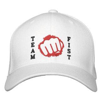 Team Fist MMA Embroidered Hats