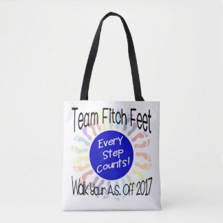 Team Fitch Feet TOTE