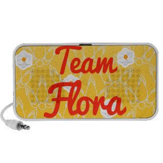 Team Flora Speakers