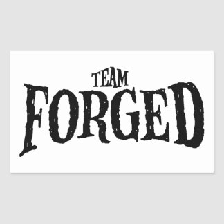 Team Forged Stickers