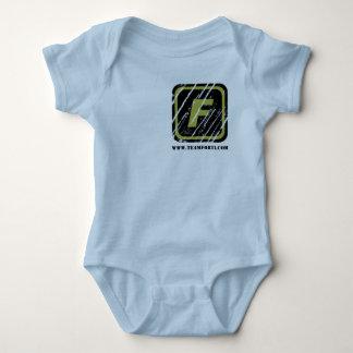 "Team FORTI Baby ""Suit"" Baby Bodysuit"