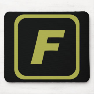 Team FORTI Logo Mouse Pad
