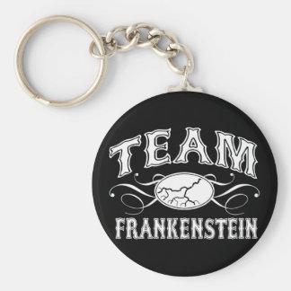 Team Frankenstein Key Ring