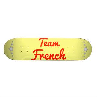 Team French Skateboards