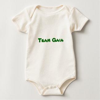 Team Gaia Baby Bodysuit