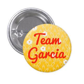 Team Garcia Button