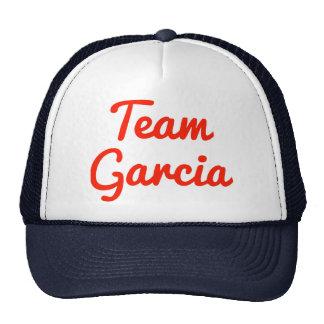 Team Garcia Mesh Hats
