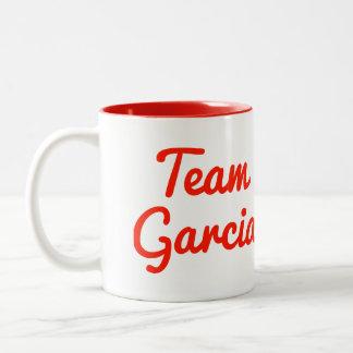 Team Garcia Mug