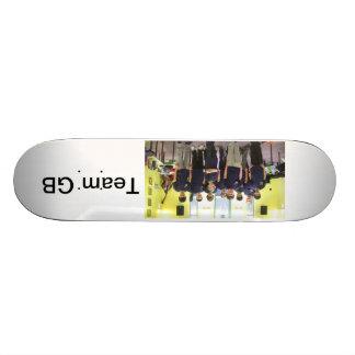 Team GB skateboard