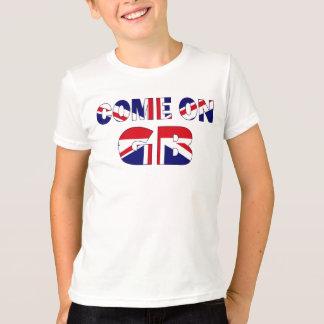 Team GB Union Jack T-Shirt