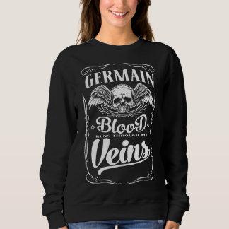 Team GERMAIN - Life Member T-Shirts