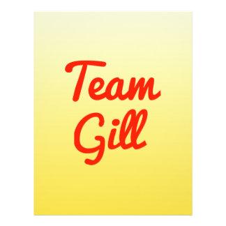 Team Gill Flyers