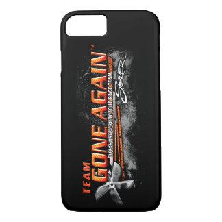 Team GONE AGAIN iPhone 7 Case - Black
