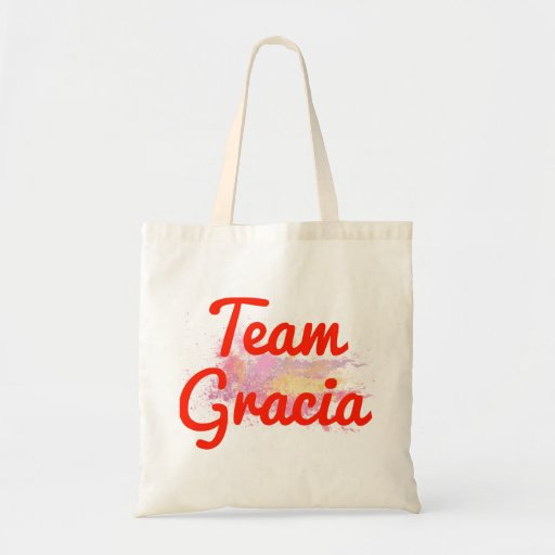 Team Gracia Bag