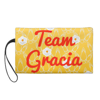Team Gracia Wristlet Clutch