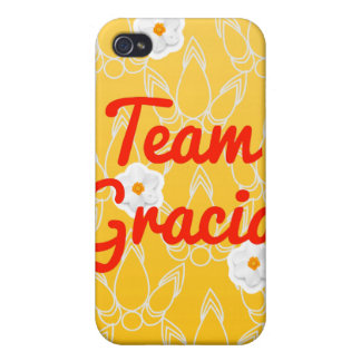 Team Gracia Cases For iPhone 4
