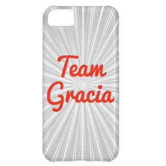 Team Gracia iPhone 5C Covers