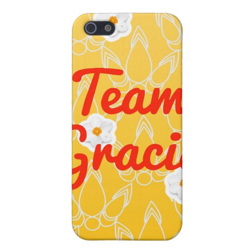Team Gracia Cases For iPhone 5