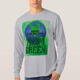 Team Green Basic Long Sleeve T-Shirt