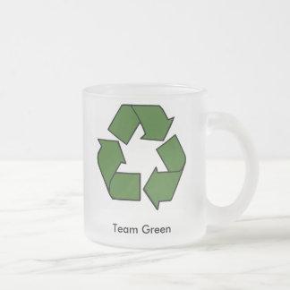 Team Green Mug