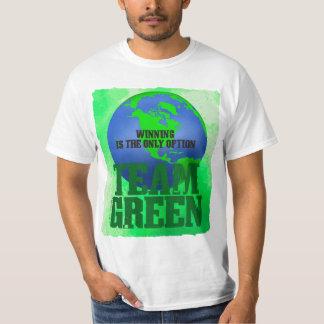Team Green Value T-Shirt