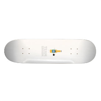 Team Groom Beerbottle Zu77s 20 Cm Skateboard Deck