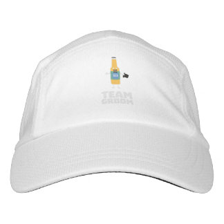 Team Groom Beerbottle Zu77s Hat