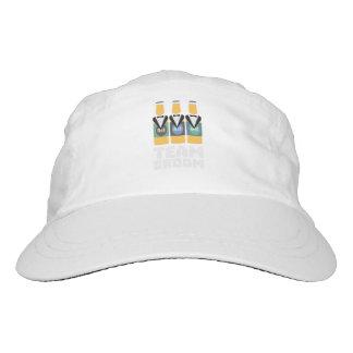 Team Groom Beerbottles Zqf18 Hat