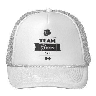 Team groom cap