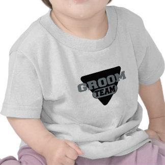 Team Groom Design Shirt