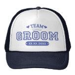 Team Groom Hat