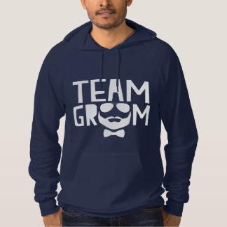 Team Groom Hoodie