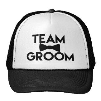 Team Groom Men's Hat