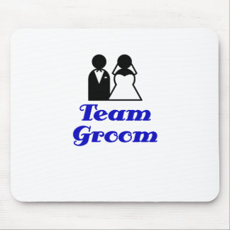 Team Groom Mouse Pad