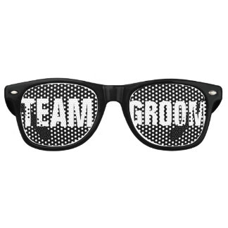 Team Groom party shades