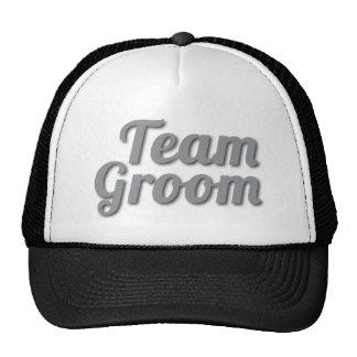 Team Groom Shadow Cap