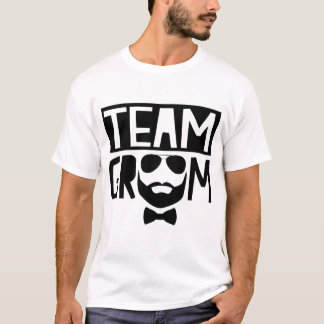Team Groom T-Shirt